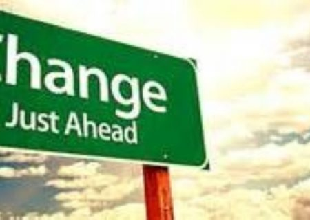 Instead of a new you for the New Year; just embrace a little change.